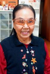 沖縄芝居をけん引する吉田妙子さん