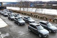 自動運転車、米で死亡事故 配車大手ウーバー、試験中に初