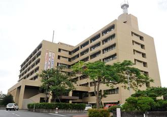 (資料写真)沖縄気象台