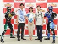 琉神マブヤー10周年! ヒーローたちは県庁職員設定、沖縄全域で活躍 10月から琉球放送