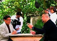 拳が紡いだ、故金城眞吉さんの物語 「監督の人生を伝えたい」映画撮影進む