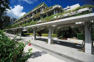 沖縄労働局がある那覇第二地方合同庁舎(資料写真)