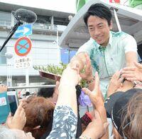 「ポスト安倍」小泉進次郎氏 問われる資質 高い注目度の反面、具体性欠く発言