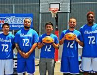 オーナーはあの吉本芸人 注目の3人制バスケ「3x3」 沖縄からも初参戦