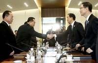 「民族融和」で米韓分断図る北朝鮮 日米韓の結束に不安も