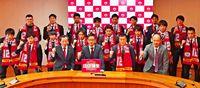 琉球襲来−RYUKYU IMPACT FC琉球18人新加入 樋口監督「PO目標」