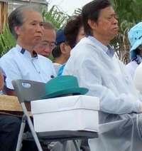 """「沖縄が一つになるとき大きな力に」 翁長知事の""""最後の言葉""""、次男が明かす"""