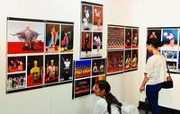 琉球芸能の足跡、写真でたどる 写真家・大城親子の300枚 那覇市民ギャラリーで19日まで