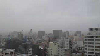 明日からかなりの大雨が降るようです。くれぐれもお気をつけください。