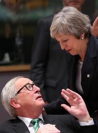 英のEU離脱合意案、調整越年へ 2、3週間内の回答を要求