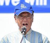 【記者の視点】翁長知事、任期あと1年 正念場の「オール沖縄」