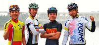 国内自転車ロードレース最高峰 「Jプロツアー」 沖縄初開催! 金武駆ける銀輪の軌跡【観戦無料!!】