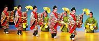 [きっと もっと いい未来 70th 沖縄タイムス社]/教え子ら至芸を継承/真境名佳子生誕百年記念公演