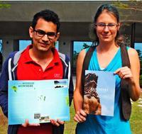 OISTの学生らが雑誌発行 分野多彩、学内で評判