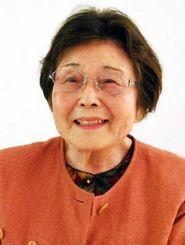 「生きていればサイパンで行方知れずになった妹に会いたい」と話す金城敏子さん=那覇市内