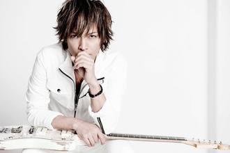 スペシャルゲストはLUNA SEAのギタリストINORAN(JUAST提供)