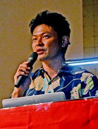 LGBTへの理解を 沖縄で取り組み重ねたホテルの総支配人が講演
