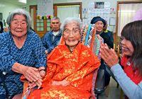明治から「令和」へ 5つの時代を歩むおばあちゃん 世界3番目の長寿、114歳の誕生日を喜ぶ
