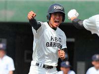 KBC学園未来が初優勝 興南に1-0 沖縄県春季高校野球