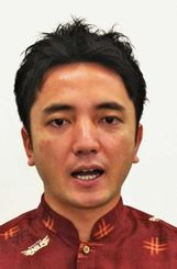 民主党県連 清水磨男幹事長