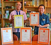 沖縄産豚「アグー」 県が中国と香港で商標登録
