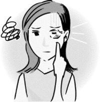 充血とは違う 血管が破れ、白目が赤くなる結膜下出血とは 沖縄県医師会編「命ぐすい耳ぐすい」(1124)