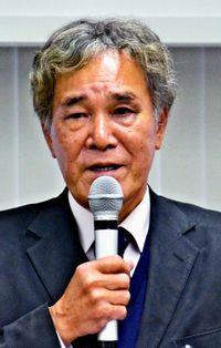 沖縄の基地問題 国民の議論大事/高良元副知事が講演