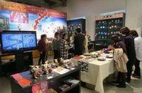 沖縄から漆器・壺屋焼出展 北京で日本の伝統工芸展