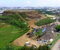 「失業してしまう」沖縄の大手産廃業者、業務継続へ新会社設立