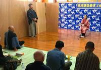 「琉球講談」でしまくぅとばの魅力 役者の当銘さん、多様な台本指南