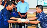 辺野古新基地:埋め立て海域のサンゴ採捕許可、国が申請 1群体の移植図る