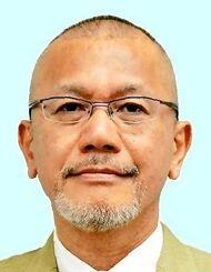 我部政明氏(沖縄対外問題研究会代表)