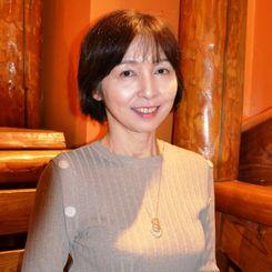 「たくさんの人に、分かりやすく、楽しく伝えたい」と話す高崎玲子さん=神奈川県内
