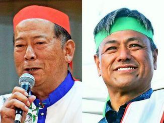 (左から)松川氏と仲西氏