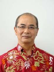 県信用漁業協同組合連合会の代表理事専務に就任する上地柾廣氏