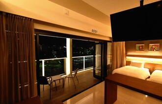 高級プライベートホテル「ホテル ビビアーナ」(提供)