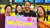 若者ウチナーンチュ大会へ 県系人が続々沖縄入り