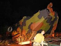 米軍、国道を一時封鎖…120台が最大20分足止め 沖縄