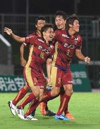 FC琉球、盛岡に5―2で快勝 J3第20節