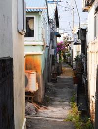 車が入れない道、患者を背負って搬送 沖縄で防災上「最も危険な街」再開発へ