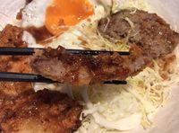 那覇市小禄のパーラーBIGで全部のせ丼を食べたの巻 運転手メシ(180)