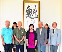沖縄の書道をけん引した泉泰光さん「遺墨展」開催へ 三回忌に弟子ら企画