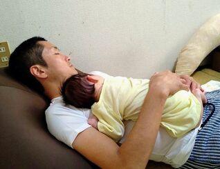 最優秀賞に輝いた和泉千寿さんの作品「寝かしつけもできるよ!」