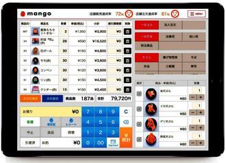 U&Iが開発したタブレットでも使える会計管理システム