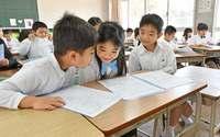 明日からワクワク春休み 沖縄県内小中学校で修了式