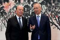 米中貿易協議:トランプ氏の〝朝令暮改〟に不信感 激突で世界経済に打撃も