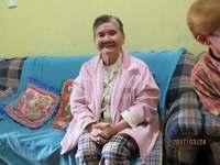 片言の日本語で「元気デスカ?」 60年ぶりの家族再会 99歳姉へビデオレター