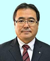 新垣邦男氏