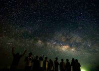 日本初「星空保護区」に申請 西表石垣国立公園