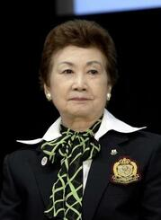 死去した小野清子さん